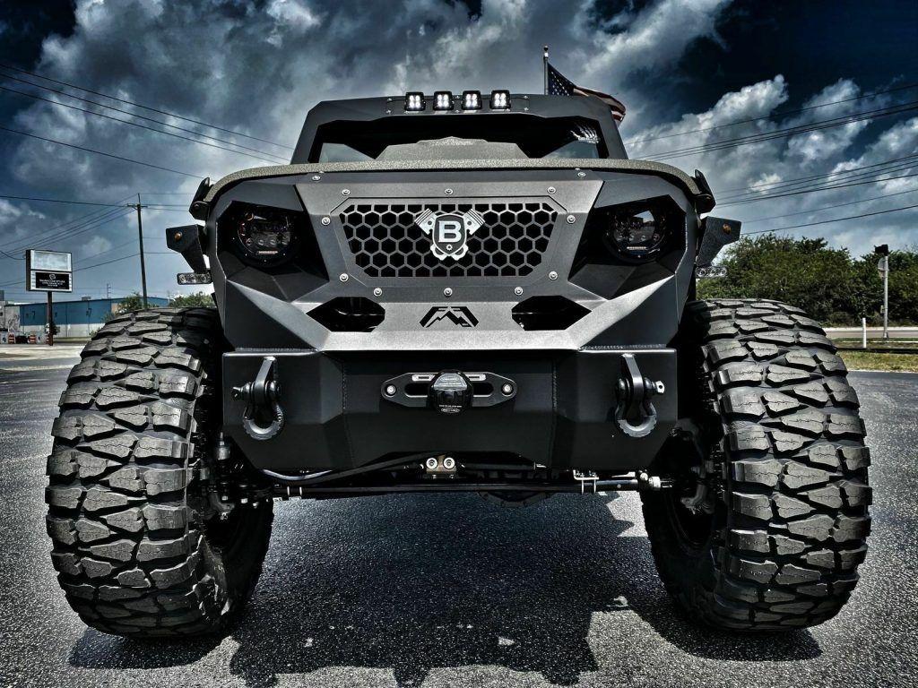 2020 Jeep Wrangler Gladiator 7″ LONG ARM 40″ for sale