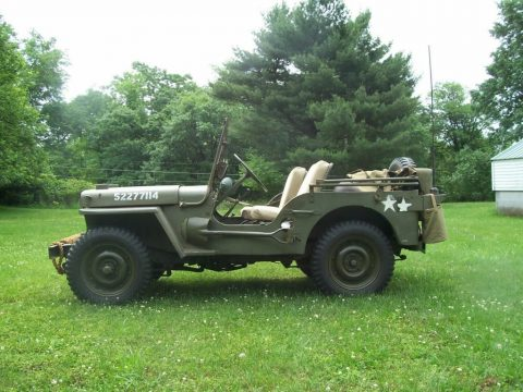 1942 Jeep Willys for sale