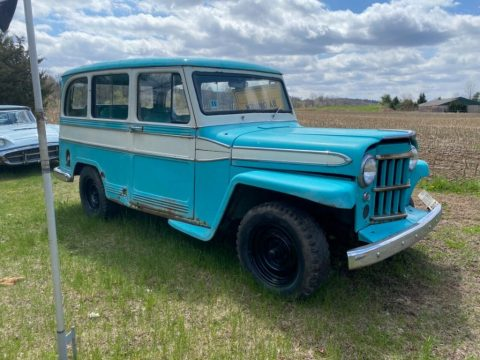 1963 Jeep Willys Wagon for sale