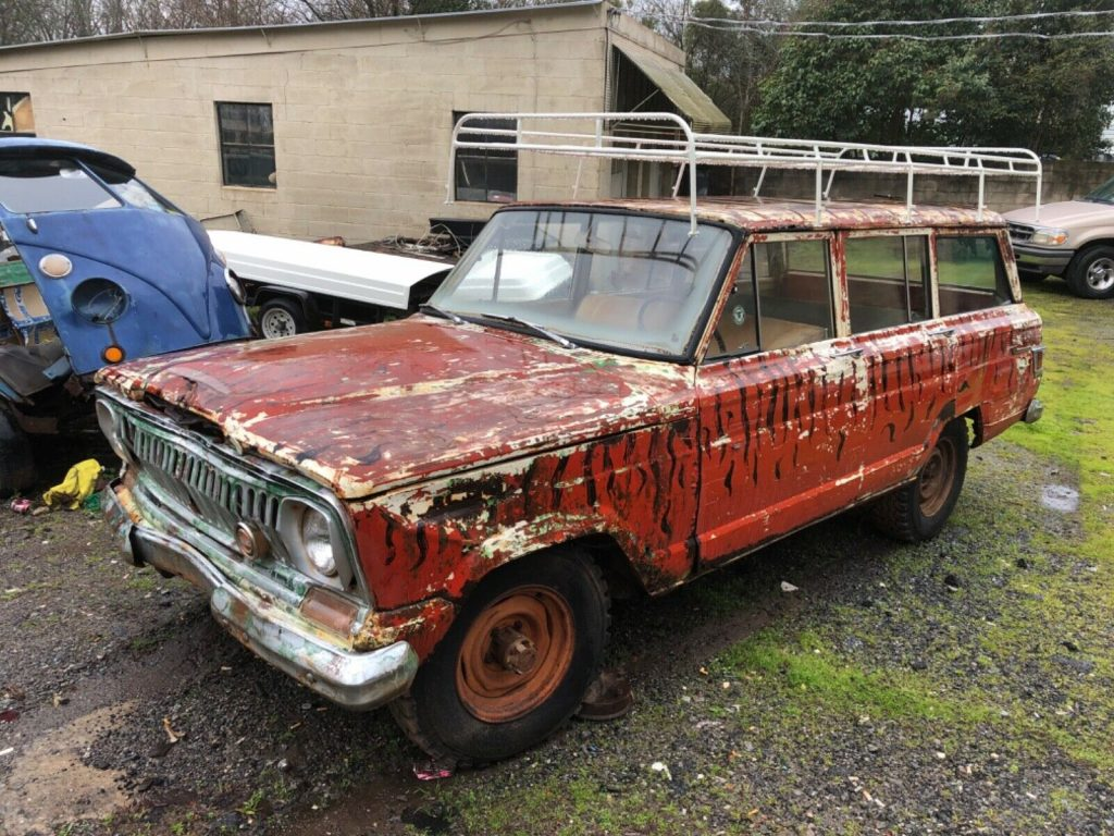 1967 Jeep Wagoneer for sale