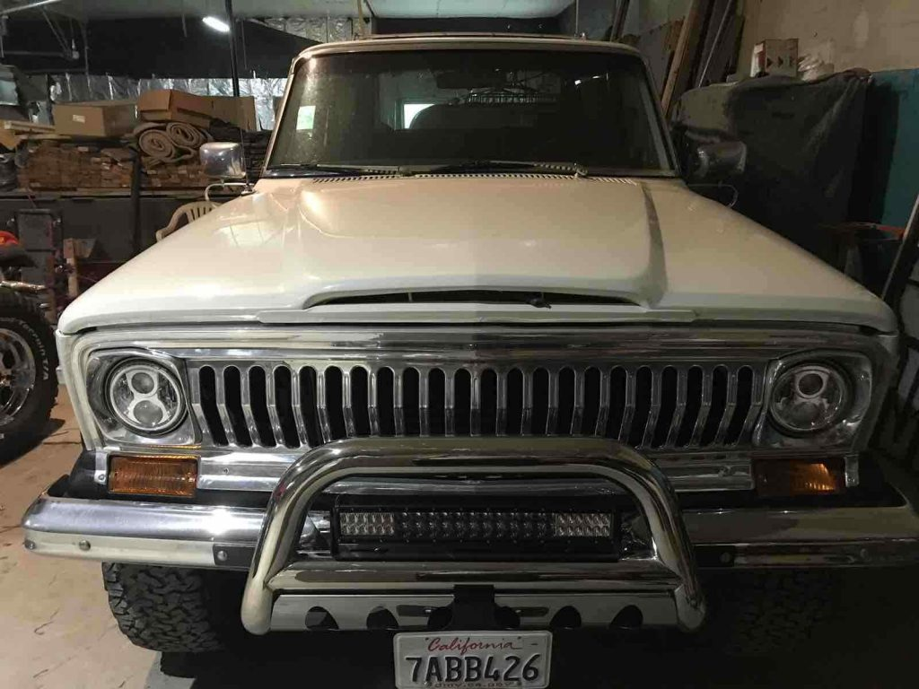 1977 Jeep Cherokee chief for sale