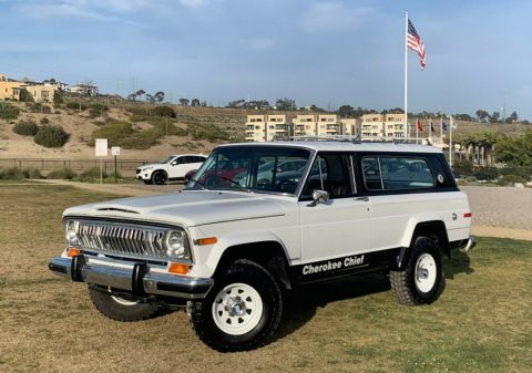 1978 Jeep Cherokee Chief WideTrack for sale