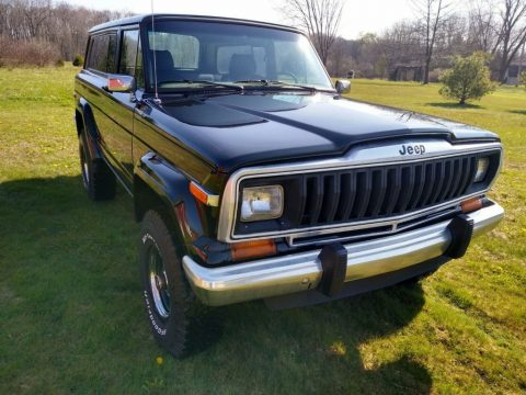 1983 Jeep Cherokee for sale