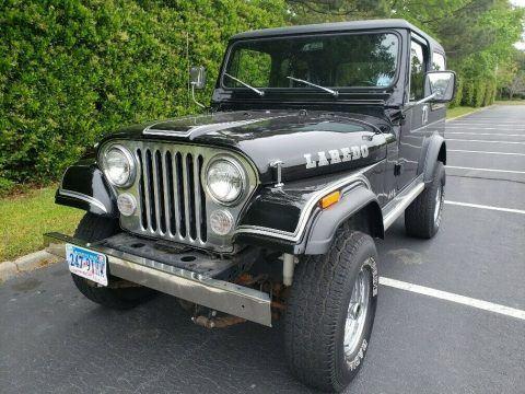1984 Jeep CJ Laredo for sale