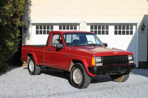 1990 Jeep Comanche Eliminator for sale