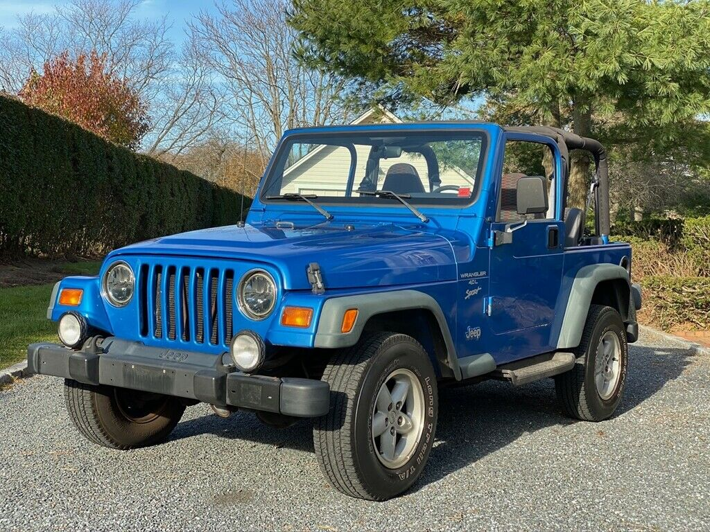 1999 Jeep Wrangler Sport for sale