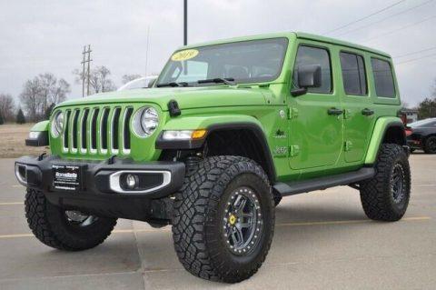 2019 Jeep Wrangler Sahara for sale