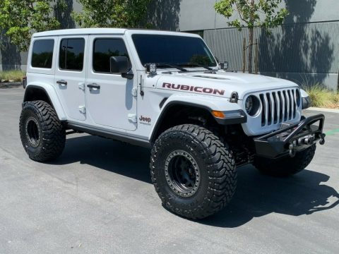 2020 Jeep Wrangler Rubicon for sale
