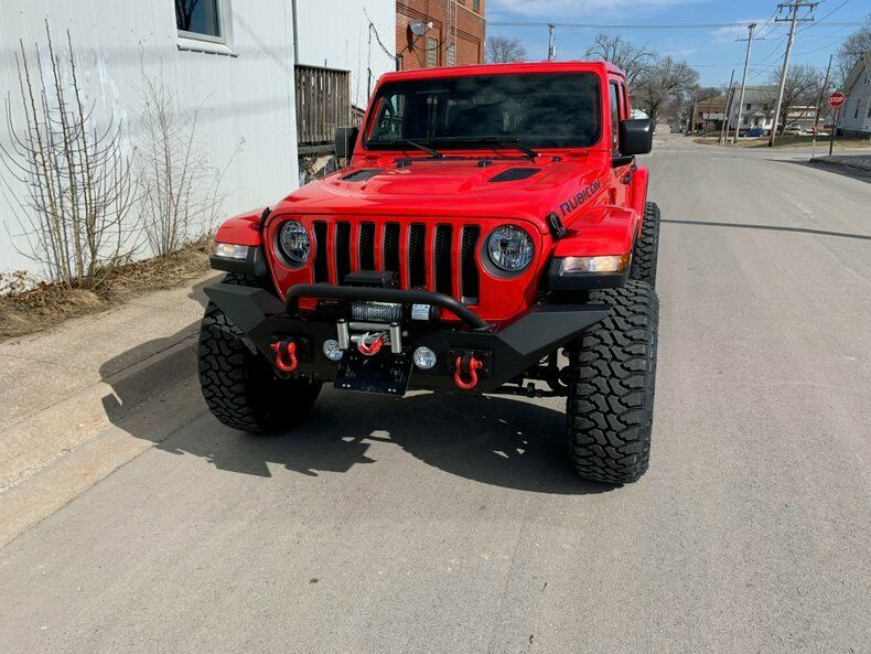 2020 Jeep Wrangler Unlimited Rubicon 4×4 for sale