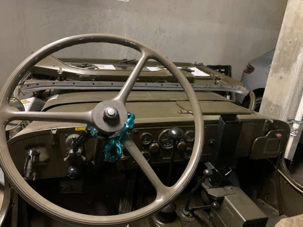 1951 Willys Jeep Perfectly Restored