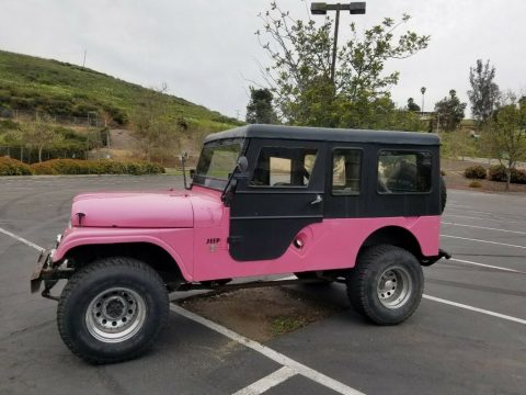 1966 Jeep CJ6 for sale