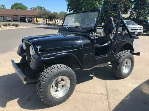 1968 Jeep CJ JEEP CJ5  Restored  HOT ROD for sale