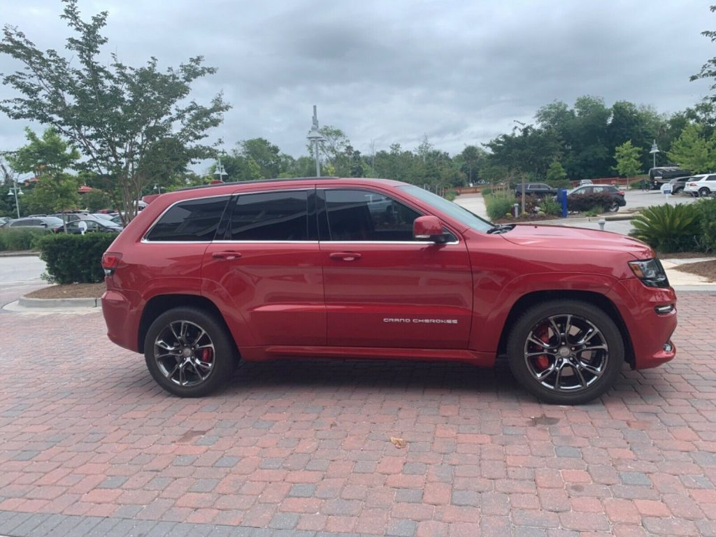2014 Jeep Grand Cherokee SRT 8 6.4L Carbon