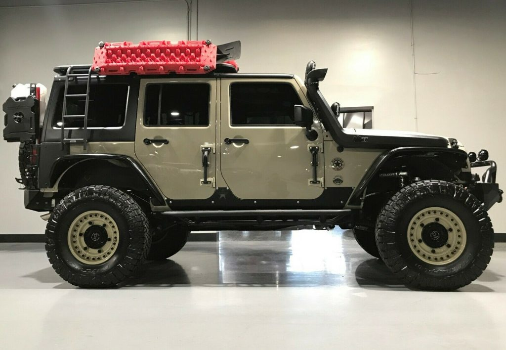 2017 Jeep Wrangler Rubicon for sale