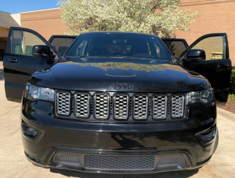 2018 Jeep Grand Cherokee Altitude Edition for sale