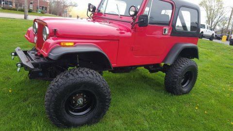 Jeep CJ7 for sale