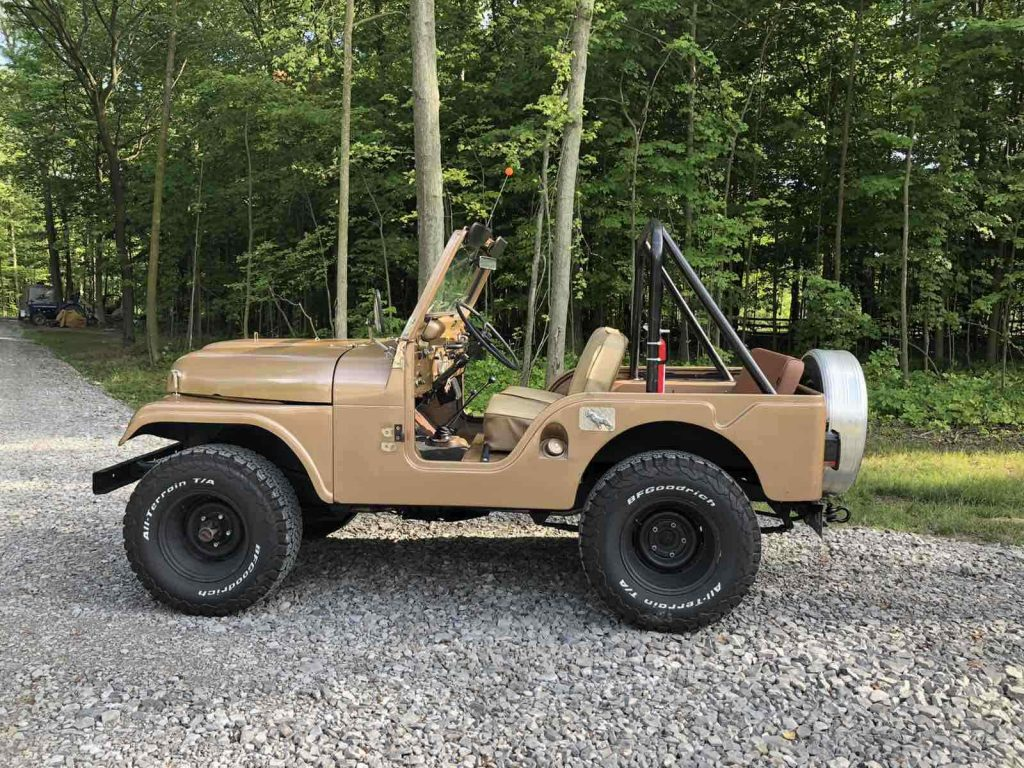1966 Jeep CJ 5 Basic