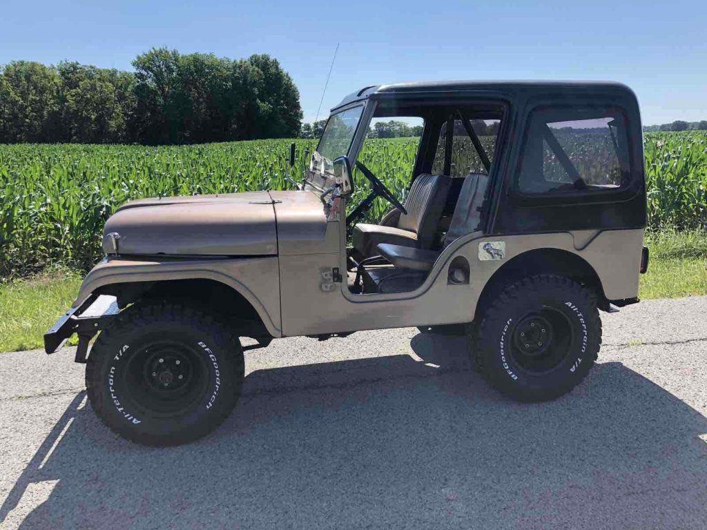 1966 Jeep CJ 5 Basic