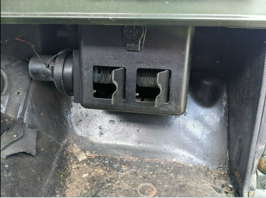 1968 Jeep Kaiser M715