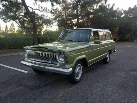 1968 Jeep Wagoneer for sale