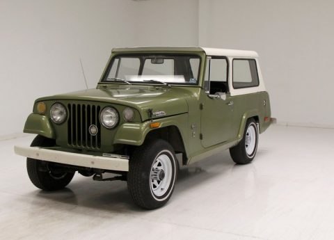 1970 Jeep Jeepster Commando for sale