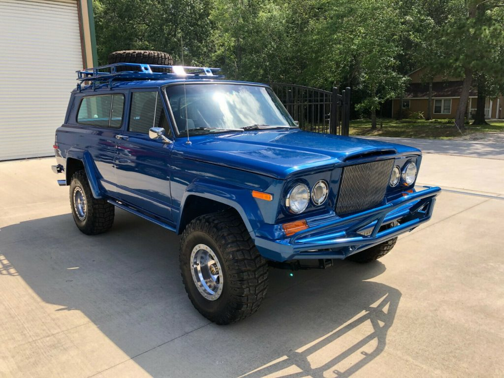 1977 Jeep Cherokee Cherokee Chief for sale