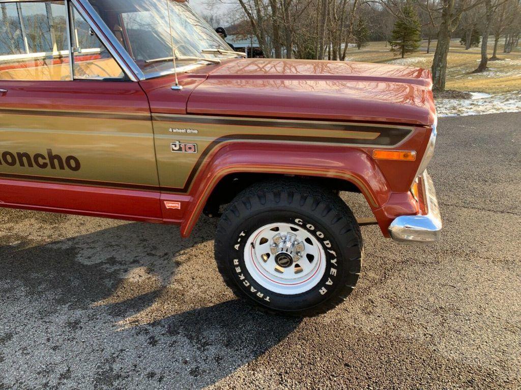 1978 Jeep JEEP J10 Pickup