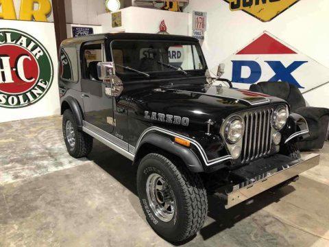 1980 Jeep CJ 7 Laredo for sale
