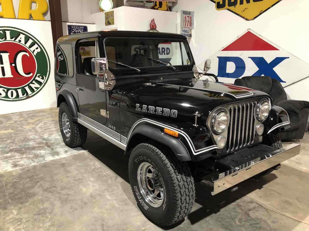 1980 Jeep CJ 7 Laredo for sale