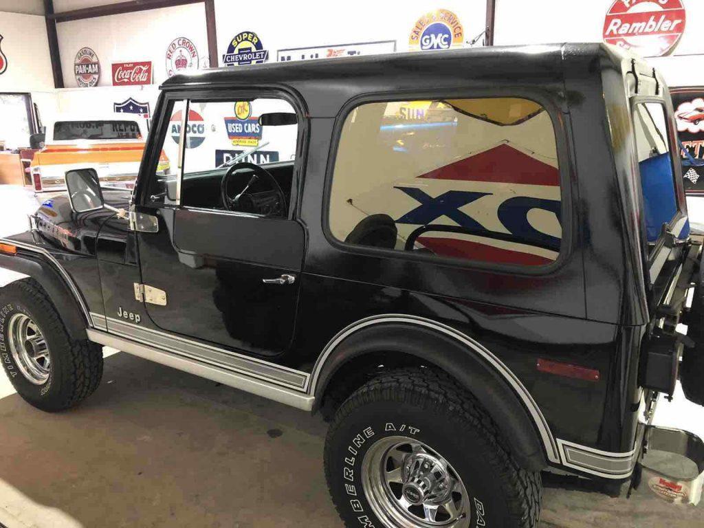 1980 Jeep CJ 7 Laredo