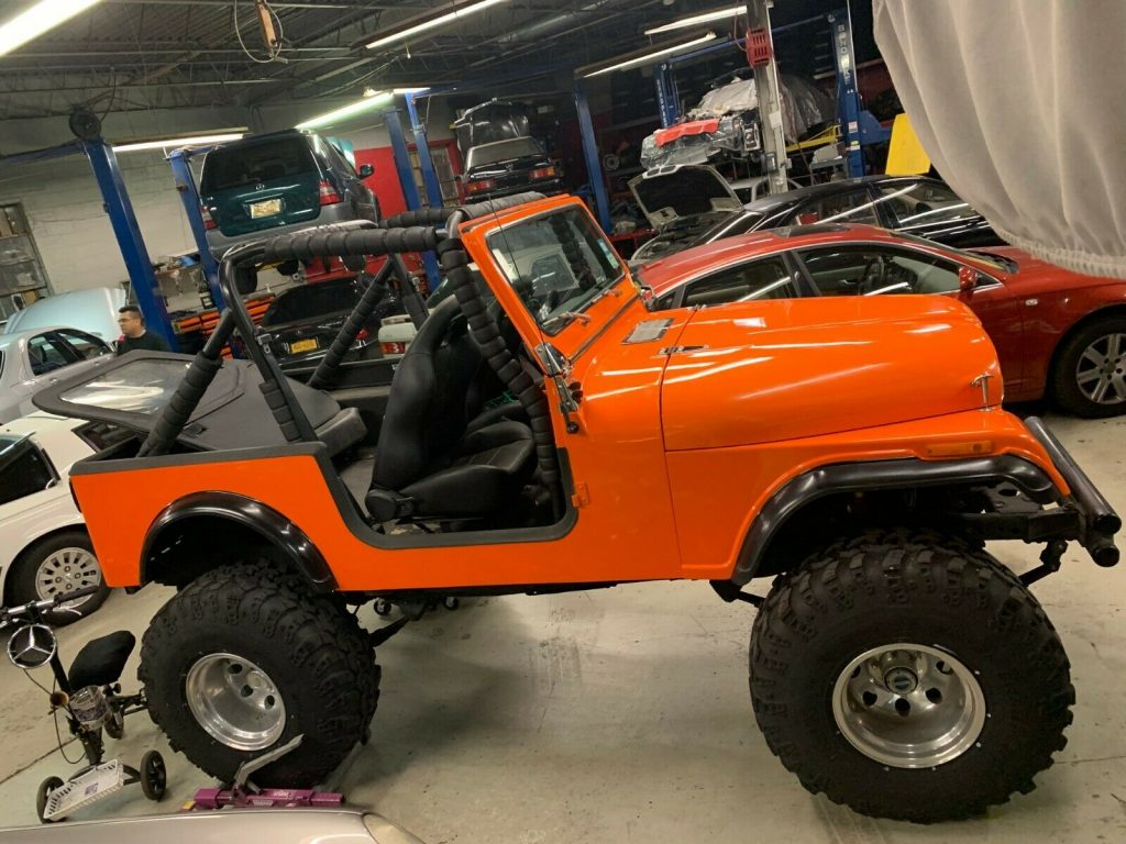 1986 Jeep Wrangler CJ7 for sale