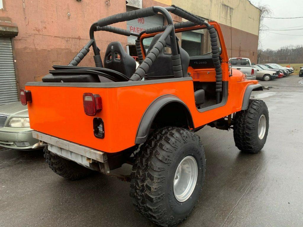 1986 Jeep Wrangler CJ7