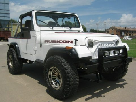 1989 Jeep Wrangler for sale