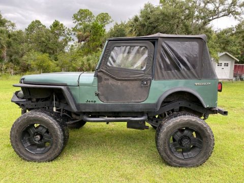 1990 Jeep Wrangler for sale