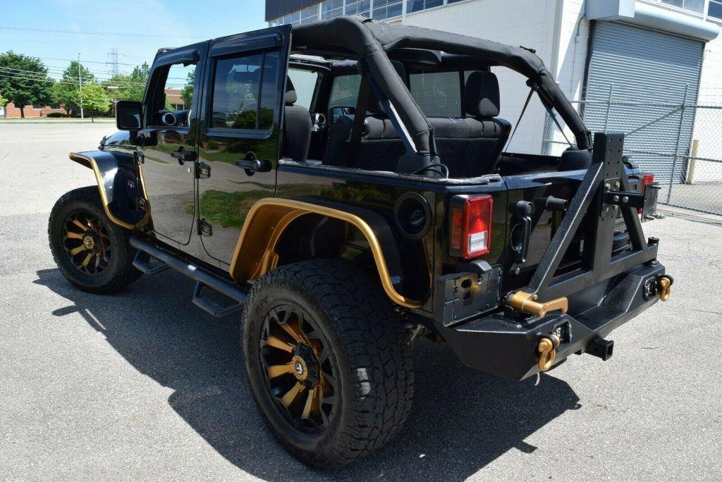 2016 Jeep Wrangler 4X4 Unlimited Sahara EDITION