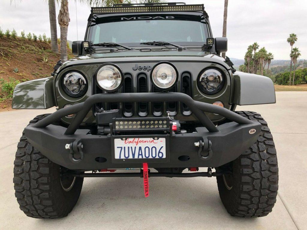 2016 Jeep Wrangler Moab