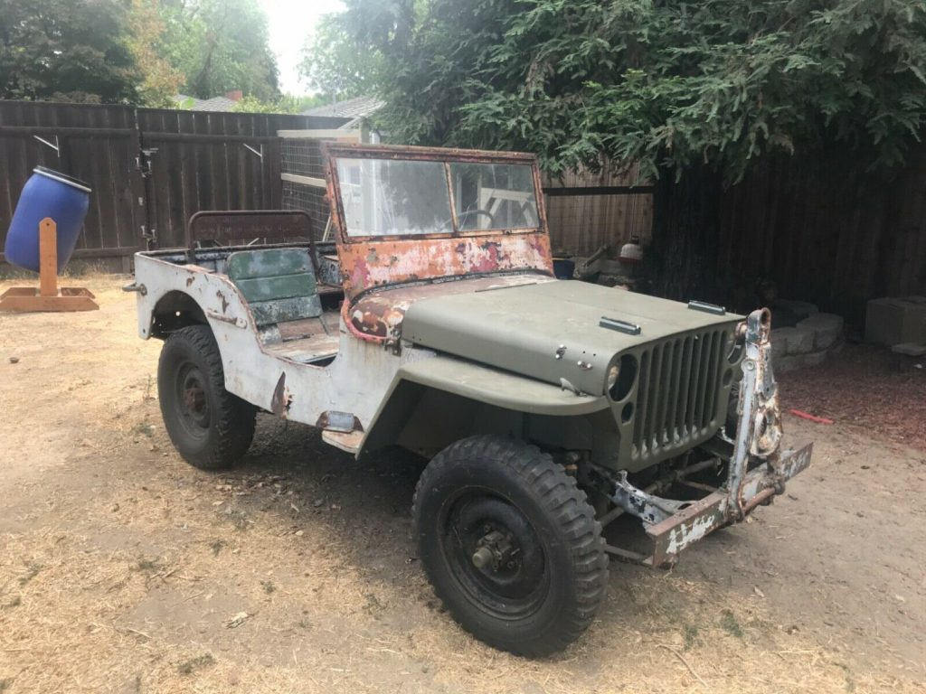 1945 Jeep Willys for sale