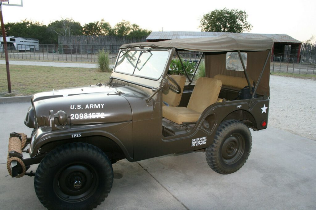 1952 Jeep M38 A1 for sale
