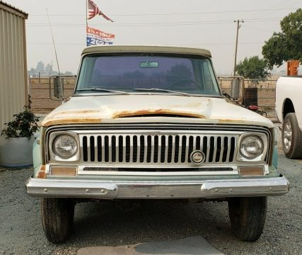 1970 Jeep Gladiator for sale