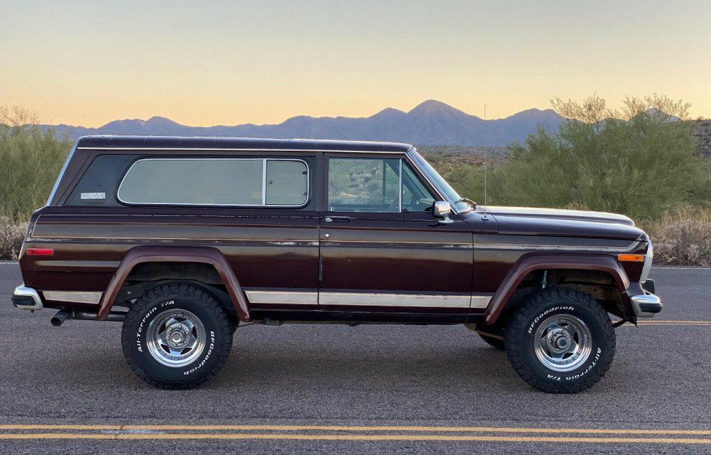 1982 Jeep Cherokee Laredo
