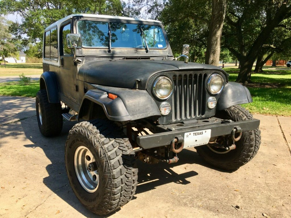 1983 Jeep CJ8 Scrambler for sale