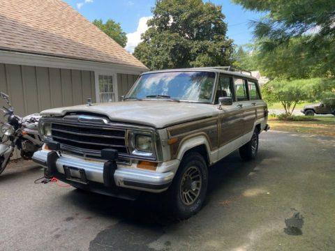 1988 Jeep Wagoneer for sale