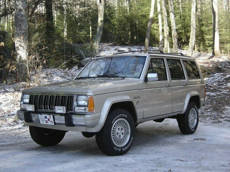 1995 Jeep Cherokee Country Edition
