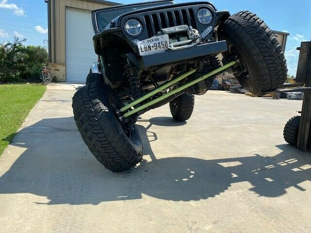 1998 Jeep Wrangler  5.7 Hemi for sale