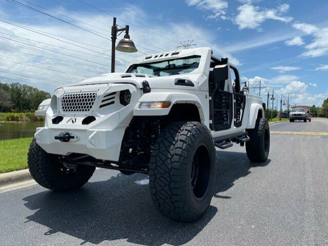 2020 Jeep Gladiator 4:10 Rubicon Axles CUSTOM