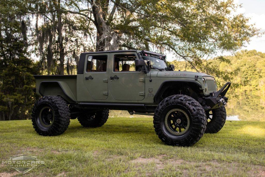 Jeep Bruiser Conversions MONA LISA