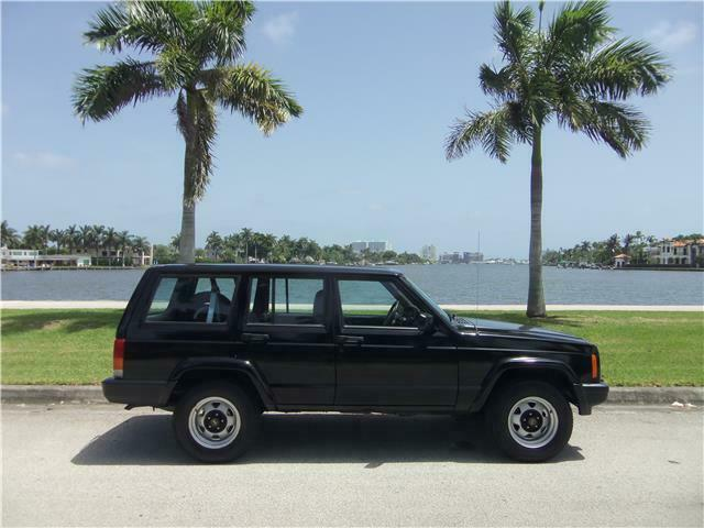 1998 Jeep Cherokee SE XJ ONE Owner ONLY 35K Miles Clean CARFAX!!! for sale
