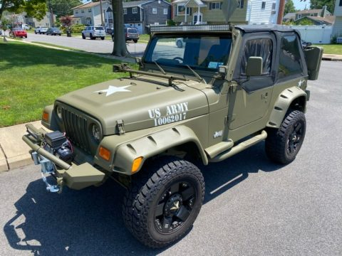 2001 Jeep Wrangler for sale