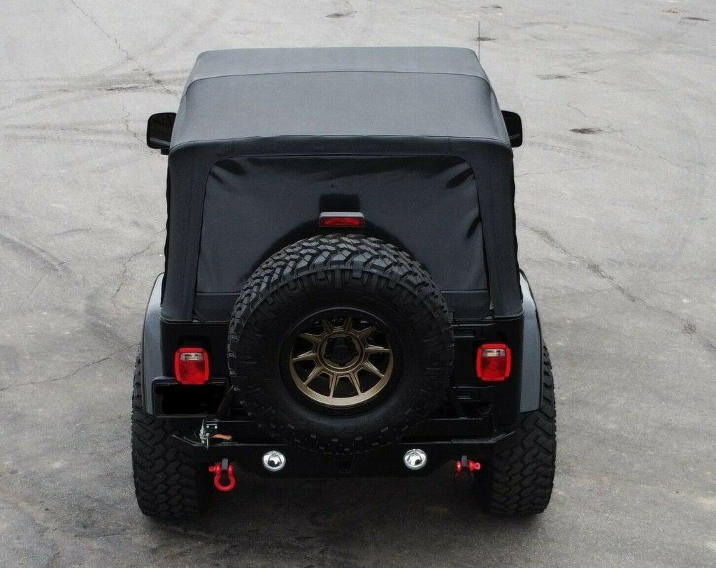2005 Jeep Wrangler Rocky Mountain Edition
