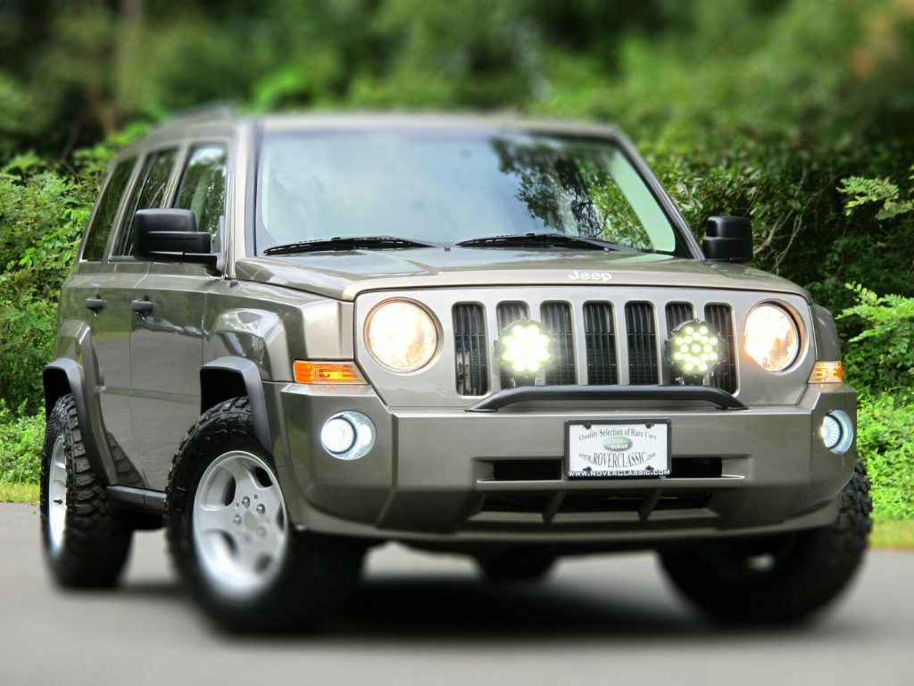 2008 Jeep Patriot Sport for sale
